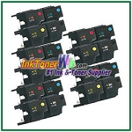 Brother LC71 Compatible ink Cartridges - 20 Piece Combo