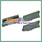 Brother TN350 & DR350 Compatible Toner Cartridge & Drum Unit - 3 Piece Combo