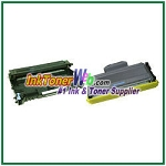 Brother TN360 & DR360 Compatible Toner Cartridge & Drum Unit - 2 Piece Combo