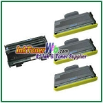 Brother TN570 & DR510 Compatible Toner Cartridge & Drum Unit - 4 Piece Combo