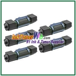 Brother TN-100HL / TN-100PF Compatible Toner Cartridges - 5 Piece