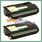 Brother TN560 High Yield Compatible Toner Cartridges - 2 Piece