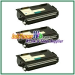 Brother TN560 High Yield Compatible Toner Cartridges - 3 Piece