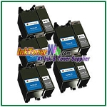 Dell Series 22 Compatible ink Cartridges - 10 Piece Combo