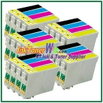 Epson 200XL T200XL120-T200XL420 Compatible ink Cartridges - 20 Piece Combo