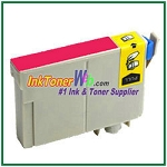 Epson 125 T125320 Compatible Magenta ink Cartridge