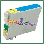 Epson 200XL T200XL220 Compatible Cyan ink Cartridge