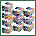 HP 564XL CN684WN-CN687WN  (NEW VERSION) Compatible ink Cartridges - 40 Piece Combo