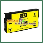 HP 952XL L0S67AN Compatible Yellow ink Cartridge