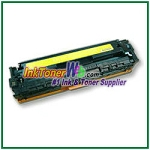 HP 125A CB542A Yellow Compatible Toner Cartridge