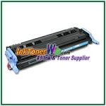 HP 124A Q6001A Cyan Compatible Toner Cartridge