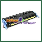 HP 124A Q6002A Yellow Compatible Toner Cartridge