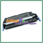 HP 501A Q6470A Black Compatible Toner Cartridge
