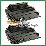 HP Q1338D 38A Compatible Toner Cartridges - Dual Pack