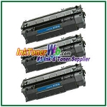 HP 53A Q7553A Compatible Toner Cartridge - 3 Piece