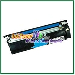 Konica Minolta 1710587-007 High Yield Compatible Cyan Toner Cartridge ( for magicolor 2400/2500 )