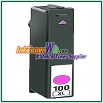 Lexmark 100XL 14N1055 Compatible Magenta ink Cartridge
