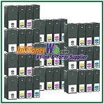 Lexmark 100XL Compatible ink Cartridges - 40 Piece Combo