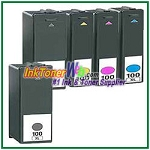 Lexmark 100XL Compatible ink Cartridges - 5 Piece Combo