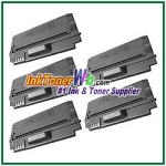 Toner Cartridge Compatible with Samsung ML-D1630A - 5 Piece