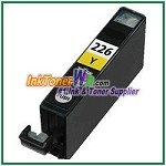 Canon CLI-226 CLI-226Y Compatible Yellow ink Cartridge