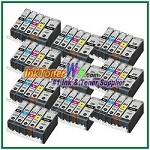 Canon PGI-220 CLI-221 Compatible ink Cartridges - 50 Piece Combo