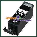 Canon PGI-225 PGI-225BK Compatible photo black ink Cartridge