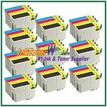 Epson 127 T127120-T127420 Compatible ink Cartridges - 40 Piece Combo