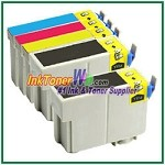 Epson 127 T127120-T127420 Compatible ink Cartridges - 5 Piece Combo