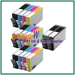 HP 564XL CN684WN-CN687WN  (NEW VERSION) Compatible ink Cartridges - 14 Piece Combo