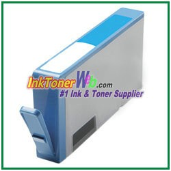 HP 564XL CN685WN (NEW VERSION) Compatible Cyan ink Cartridge
