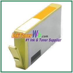 HP 564XL CN687WN (NEW VERSION) Compatible Yellow ink Cartridge