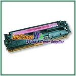 HP 125A CB543A Magenta Compatible Toner Cartridge