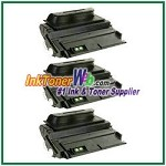 HP 38A Q1338A Compatible Toner Cartridges - 3 Piece
