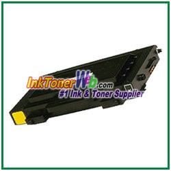 Black Toner Cartridge Compatible with Samsung CLP-510D7K High Yield 7K