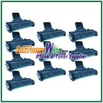 Toner Cartridge Compatible with Samsung MLT-D108S - 10 Piece