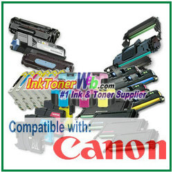 Canon Part #COLOR Toner Cartridge Canon Part #COLOR printer