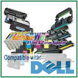 Dell Part #Color Laser Toner Cartridge Dell Part #Color Laser printer