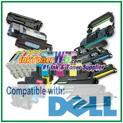 Dell Compatible Ink & Toner Cartridge Drum Dell printer