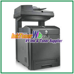 Dell 3115cn Toner Cartridge Dell 3115cn printer