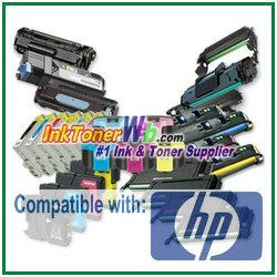HP Compatible Ink & Toner Cartridge Drum HP printer