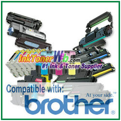 Brother DCP series Ink & Toner Cartridge Brother DCP series printer