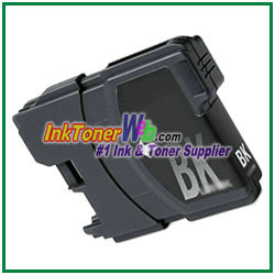 Brother LC65 Black Ink Cartridge Brother LC65 printer