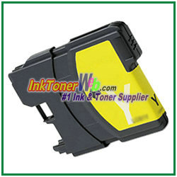 Brother LC65 Yellow Ink Cartridge Brother LC65 printer