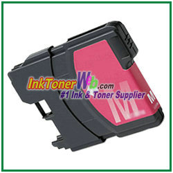Brother LC65 Magenta Ink Cartridge Brother LC65 printer