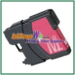 Brother LCHY65M High Yield Compatible Magenta ink Cartridge