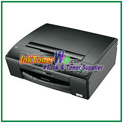 Brother DCP-J125 Ink Cartridge Brother DCP-J125 printer
