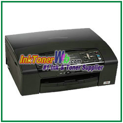 Brother MFC-255CW Ink Cartridge Brother MFC-255CW printer