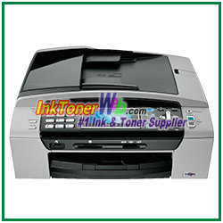 Brother MFC-490CW Ink Cartridge Brother MFC-490CW printer