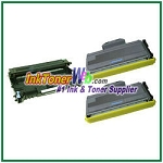 Brother TN360 & DR360 Compatible Toner Cartridge & Drum Unit - 3 Piece Combo